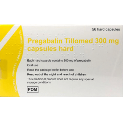 buy pregabalin tillomed 300mg online next day delivery