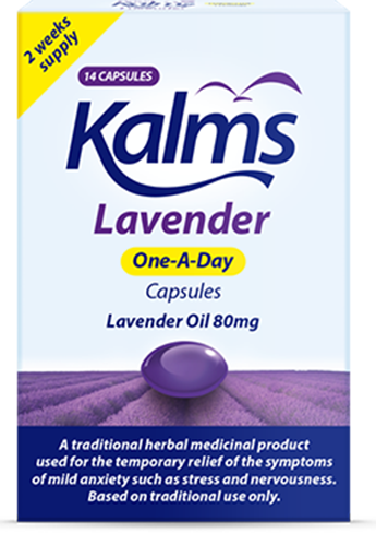 Buy Kalms Lavender One-A-Day Capsules